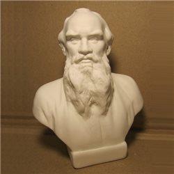 Бюст Лев Толстой малый