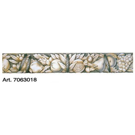 Орнамент DIPINTO - Барельеф. 10м х h10,2 см