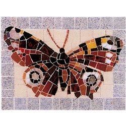 """План рисунка для набора мозаики """"Шкатулка"""" (200х250х100 мм)"""