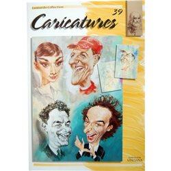 Карикатуры (на анг.яз.) Caricatures LC 39