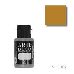 Охра 109 ArteDeco, акриловая декоративная краска