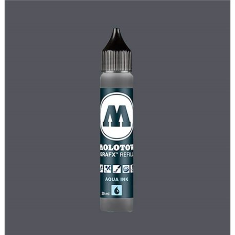 Чернила Molotow Aqua Ink 024 Нейтральный серый I, 30 мл
