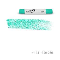 Пастель сухая Черная речка 086 Зеленый холодный