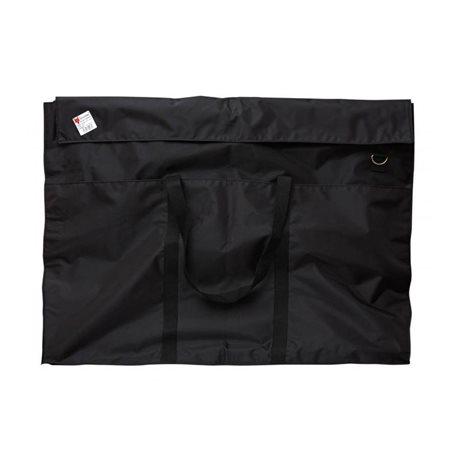 Папка-сумка для планшетов 570х790 2 карм нейлон черная