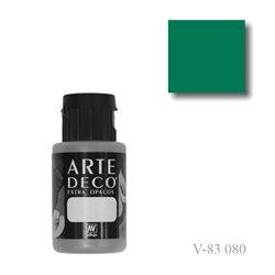 Зеленый блуграсс 080 ArteDeco, акриловая декоративная краска
