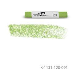 Пастель сухая Черная речка 091 Травяная зеленая