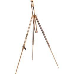 Мольберт-тренога из бука/ Макс.размер холста 72,5 см