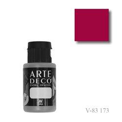Маджента 173 ArteDeco, акриловая декоративная краска