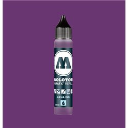 Чернила Molotow Aqua Ink 010 Пурпурный, 30 мл