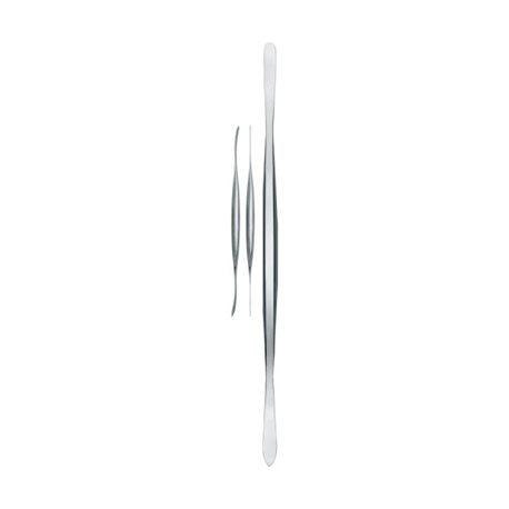 Скульптурный нож нержавеющий №5 /25 мм