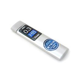 Грифели для карандашей автоматич. Ain Stein 0.3мм./15шт.HB