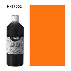 Краска для линогравюры Creall-Lino/оранжевый/250мл