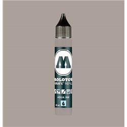 Чернила Molotow Aqua Ink 037 Cерый теплый II, 30 мл