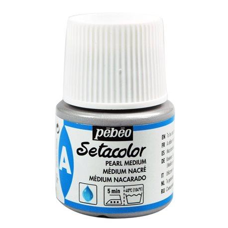Медиум перламутровый для красок Setacolor 45 мл