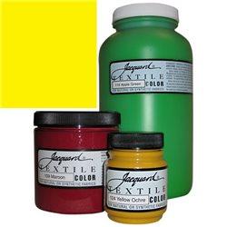 """Нерастекающаяся краска по светл. тканям """"Textile Colors"""" желтый флуо 151"""