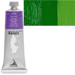 "Краска масл. ""Artisti"" /Киноварь зеленая светлая"