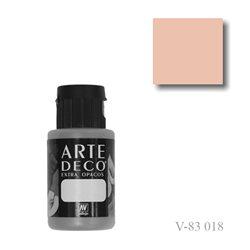 Телесный 018 ArteDeco, акриловая декоративная краска