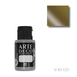Бронза 123 ArteDeco, акриловая декоративная краска