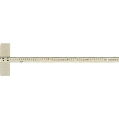Рейсшина деревянная РДО- 560 мм