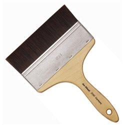 Кисть флейц Da Vinci 5040 COSMOTOP/красно-коричневая экстра жесткая синтетика/№150