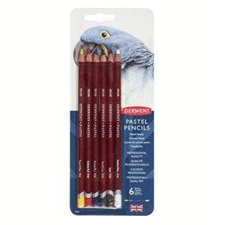 """Набор пастельных каранд.""""Pastel Pencils""""/6шт/в блистере"""