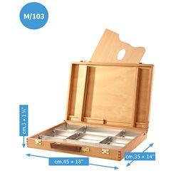 Ящик художника (45х35 см)
