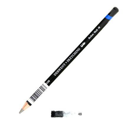 """Карандаш графитный водорастворимый """"Sketching"""" 4В /средний"""