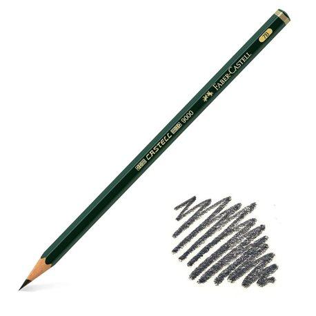 Карандаш графитный Castell 9000 7В