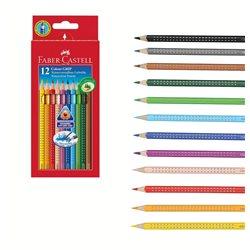 Набор цветных карандашей GRIP 2001 12 цв.в картон.кор.