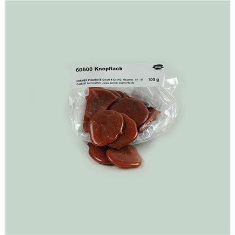 Шеллак Button-Lac натуральная смола Kremer, 100гр.