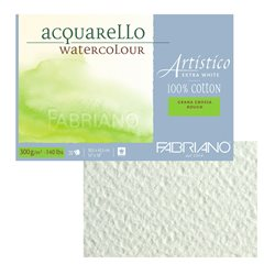 Склейка для акварели Artistico 30,5х45,5см., 300 г, 20л. (круп. зерно)