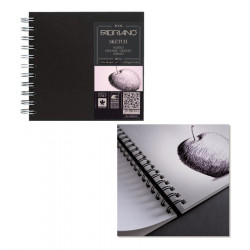 "Альбом д/графики ""Sketch-Squared"", спираль, 15х15, 80лист, 110гр."