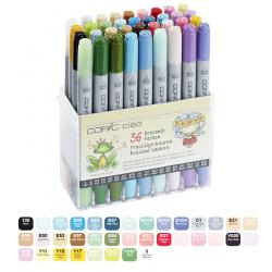 "Набор маркеров ""COPIC CIAO Brilliant colours"" в пластик. контейнере/36 маркеров"
