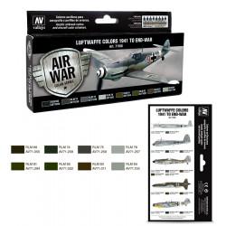 Набор Model Air RLM colors II (8цв.)