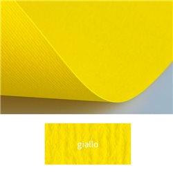 Бумага пастельная 35x50см CartaCrea 220 г /желтый