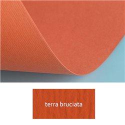 Бумага пастельная 35x50см CartaCrea 220 г /терракотовый