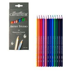 """Набор акварельных карандашей """"Artist Studio Line"""" - 12 акварельных карандашей, картонная коробка"""