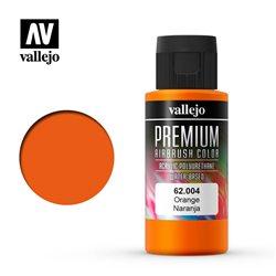 Краска акрил-уретановая Vallejo Premium/ оранжевый