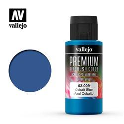 Краска акрил-уретановая Vallejo Premium/ кобальт синий