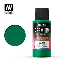 Краска акрил-уретановая Vallejo Premium/ зеленый