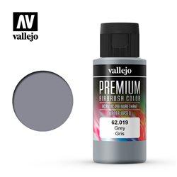 Краска акрил-уретановая Vallejo Premium/ серый