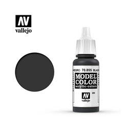 """205.""""Model Color"""" Черный патиновый 855"""