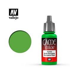 """032.""""Game Color"""" Зеленая трава"""