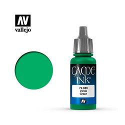 """""""Game Color"""", Чернильный зеленый"""
