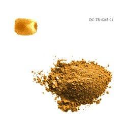 Сиена натуральная– пигмент, итальянская земля, сорт TOR/SA 100 гр