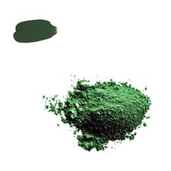Зеленый CEMENTO N. 1 - органический пигмент 100гр