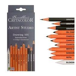 Artist Studio Line - набор художественных карандашей, 11 шт., картонная коробка