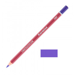 Карандаш цветной профессиональный KARMINA цвет 156 Сине-фиолетовый