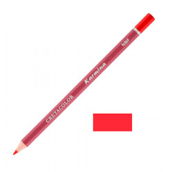 Карандаш цветной профессиональный KARMINA цвет 115 Красный тёмный перманент