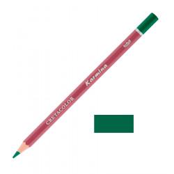 Карандаш цветной профессиональный KARMINA цвет 178 Зелёный тёмный